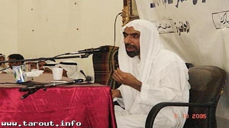 الربيعية: استضافة الشيخ المبارك في أمسية شعرية
