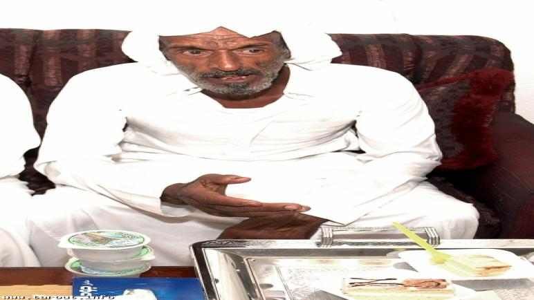 تاروت : ( حميد ) أحمد جمعان في العناية المركزة