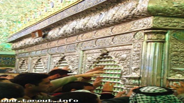 حسينية الخوئي: السيد الموسوي في وفاة الإمام الكاظم